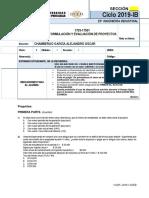 Ef 9 1703 17501 Formulación y Evaluación de Proyectos b 2019 1 Copia