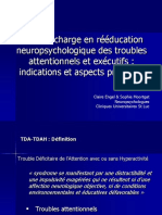 Prise en Charge en Reeducation Neuro