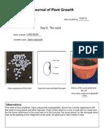 Villamanca - Plant Journal