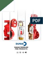 Brochure Duyar Valve
