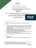 Convocatoria Distintivo ESR 2017 GranAD314des
