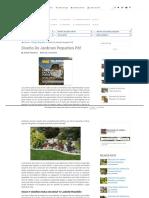 Breve_Diseño de Jardines Pequeños PDF