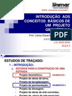 AULA 03-Introducao aos Conceitos Basicos de um Projeto Geometrico.pdf
