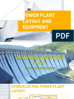 Power Plant Layout and Components