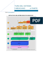 Análisis del sistema educativo mexicano - 2ª Parte