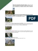 Ciudades Maya