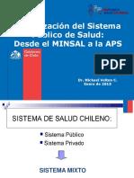 Sistema Público de Salud Michel Velten