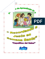 PROYECTO N 02 Semana Santa 2019.docx