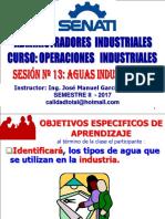 2017 - II - Opeind Sesion 13 Aguas 100