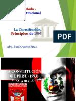 la constitucion - principios de 1993