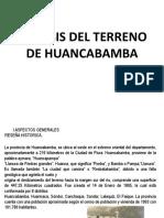 Analisis de Huancabamba