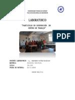 INFORME LAB 5 (Particulas)