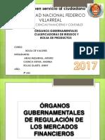 ORGANOS GUBERNAMENTALES