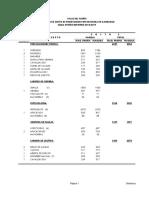 Estimacion Costo Produccion Garbanzo 2018 19 Aarfs Ac