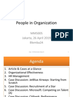 People in Organization Day-1