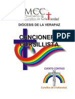 Cancionero de Colores del MCC