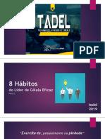 8 Hábitos Do Líder de Célula Eficaz - Parte 1