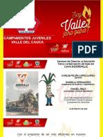 CAMPAMENTOS JUVENILES VALLE DEL CAUCA - Sleeping Bag