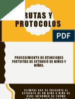 Rutas y Protocolos GET ABRIL