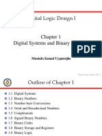 244751779 Chapter 1 Digital Systems and Binary Numbers Ppt(1)Edit