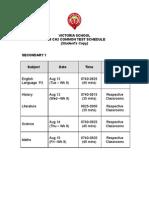 Sec 1-3 CA2 Schedule (Student Copy)