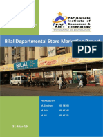 20190330 - Bilal Departmental Store