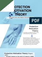Protection Motivation Theory presentation