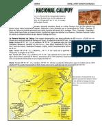 Calipuy y San Jose de Moro- Dionicio