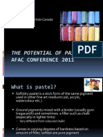 The Potential of Pastel2