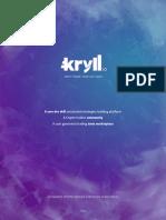 Kryll - white paper