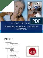 Ulceras Por Presion Ministerio