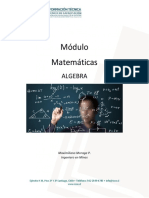 III Algebra