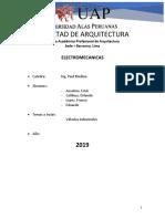 Valvulas Industriales PDF