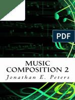 Music Composition Jonathan E. Peters