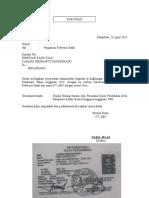 CONTOH PENGAJUAN REFERENSI BANK.doc
