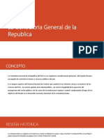 Contraloria General de La Republica