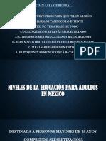 9.- NIVELES DE LA EDUCACIÓN PARA ADULTOS.ppt
