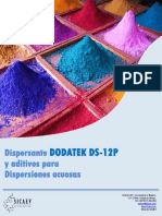 Catalogo de Dispersantes SICAEV V1.0