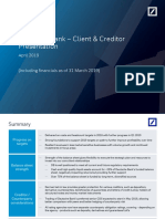 Client and Creditor Presentation