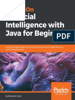 12Hands-On Artificial Intelligence With Java for Beginners Build Intelligent Apps Using Machine Learning and Deep Learning