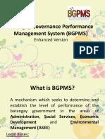 BGPMS 2014 PPT