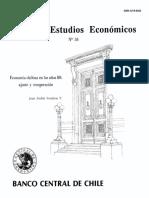 Estudio Banco Central
