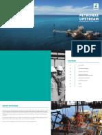 PETRONAS Upstream Brochure 2019