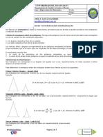 Guía No 5 - II Seg - Paralelismo, Ortogonalidad, Semejanza y t Thales. - Profe Daniel Llinás 2019-i