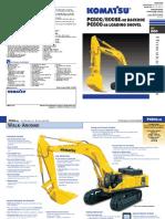 Excavator Komatsu PC800SE-8R.pdf