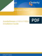 AvediaStreamChassisInstallationGuide.pdf