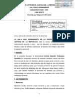CAS Nº 4465-2016-Lima Norte -