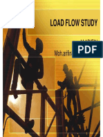Load Flow Study Use Etap