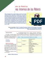 SE239 Lección 07 Los Sensores Internos de Los Robots