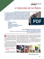 SE244 Lección 12 Aplicaciones Industriales de Robots